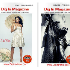 Publications & Design: Dig In Magazine